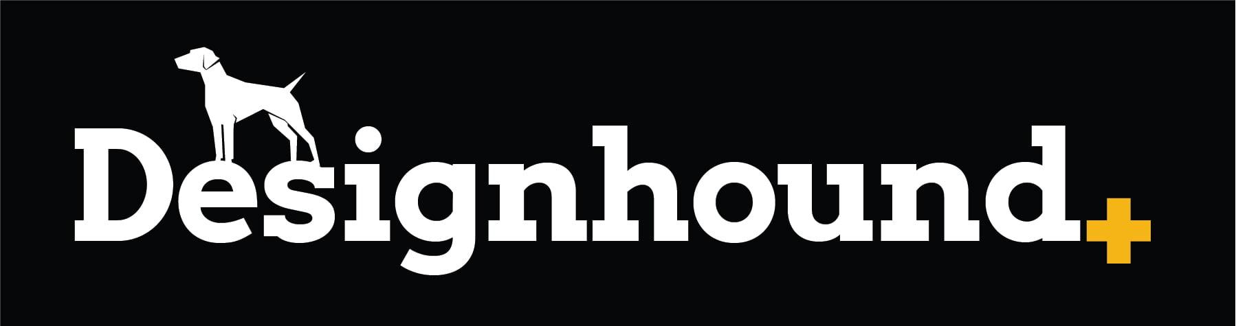 Designhound Logo Horizontal